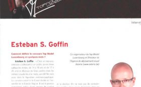 Interview Esteban S.Goffin